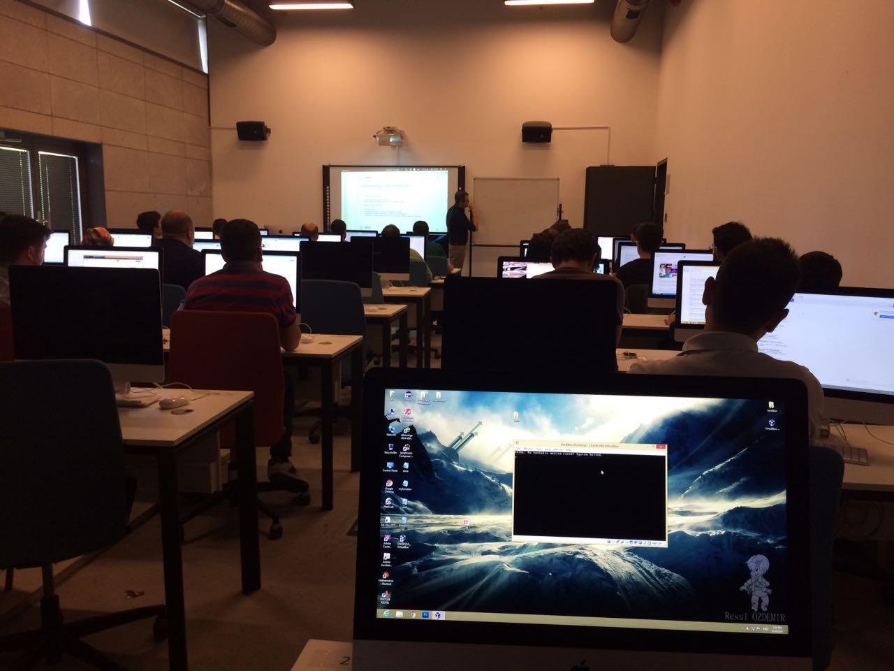 AGÜ Siber Güvenlik Eğitimi
